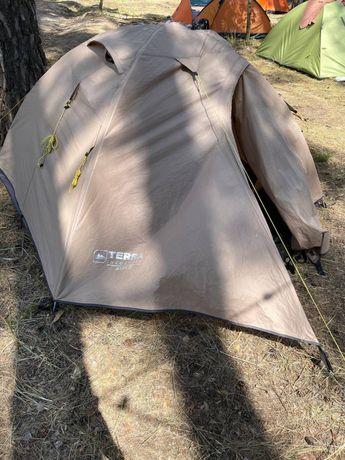 Палатка Terra incognita.