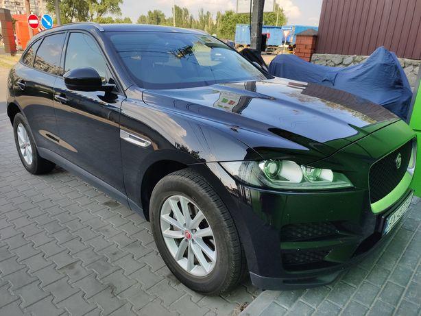 Подам авто Jaguar F pace