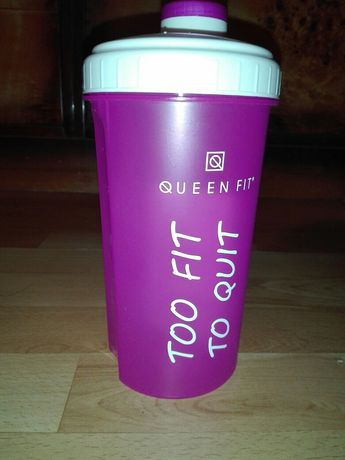 Shaker Queen fit too fot too quit 700 ml