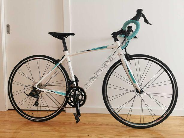 Bicicleta Bianchi Dama Blanca