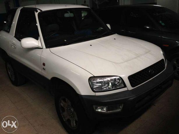 Toyota Rav-4 2.0i de 1998 para peças