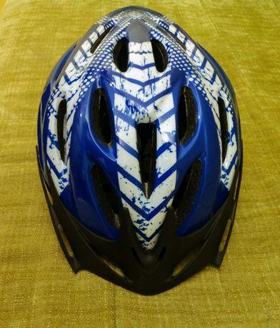 Zestaw Kas rowerowy MTB, ochraniacze, torba kipsta, folia wodoodporna