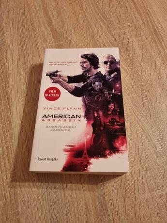 Amerykański zabójca V. Flynn książka