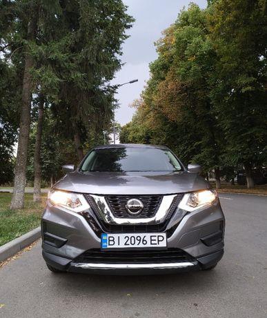 Nissan Rogue Обмен
