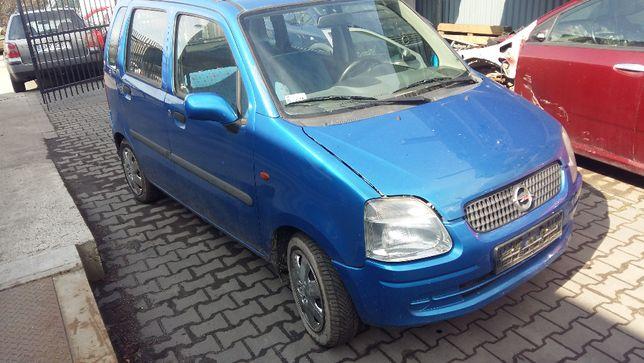 Opel Agila na części, 2001r 1.2 benzyna