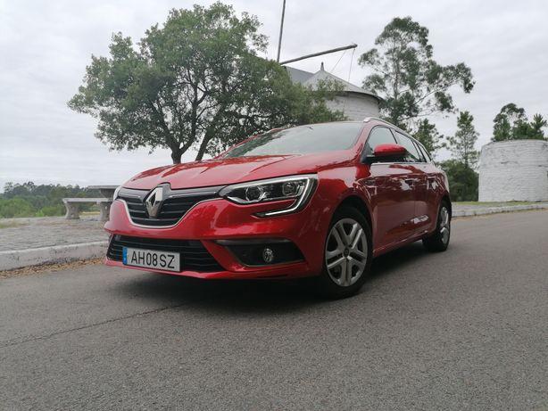 Renault megane 1.5 dci energy business