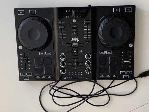 Hercules DJ control air mesa de mistura