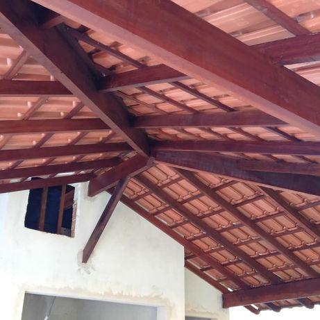 Construção e remodelação de telhados