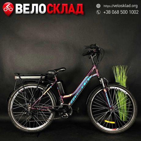 """Єлектровелосипед E-bike Formula Omega 28"""" Diamant Doroznik"""
