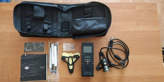 V.I.O. POV 100 Kamera sportowa, cyfrowa, wodoszczelna