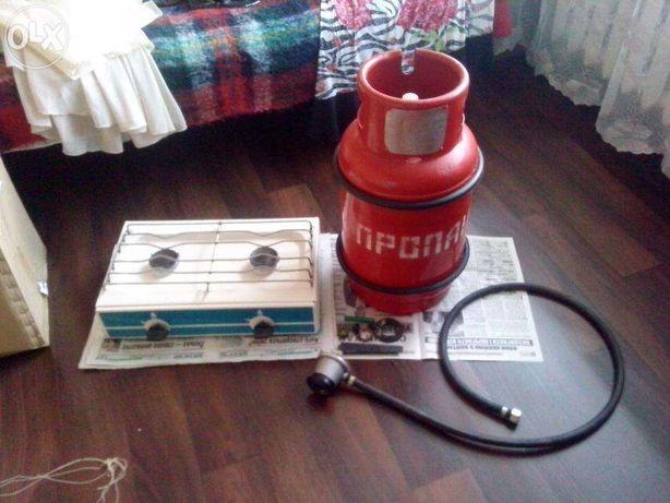 Продам Портативную газовую плиту