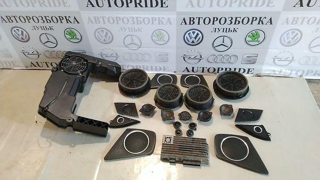 Акустика Bang & Olufsen Audi A4 B8 комплект