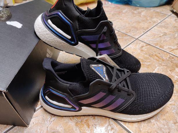 Adidas Ultraboost 20 Męskie Czarne Nowe rozm 44