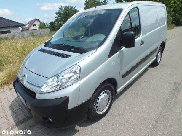 Citroën Jumpy  145tys.km, udokumentowny, 100% bezwypadkowy, Klima, super stan fv 23%