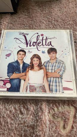 Płyta Violetty