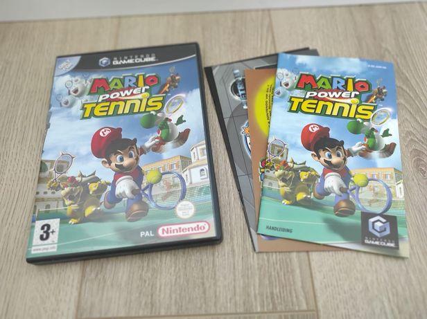 Gra na Nintendo Gamecube Mario Power Tennis