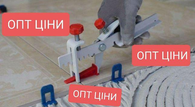 система вирівнювання плитки крупний опт