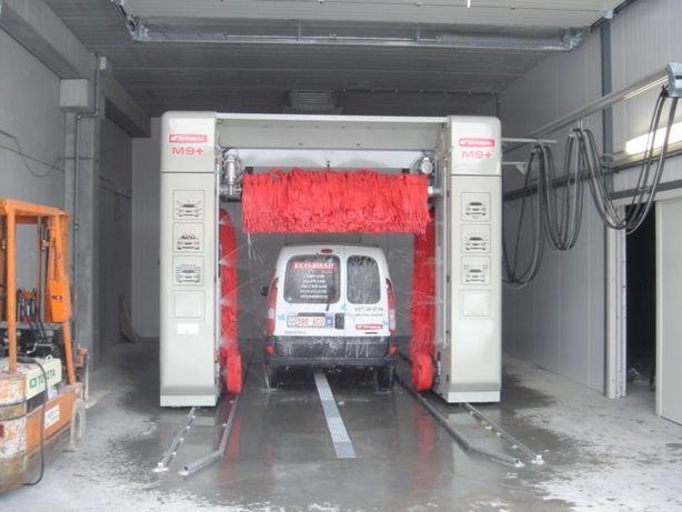Автомойка с сушкой портального типа ISTOBAL. Оборудование (Испания).