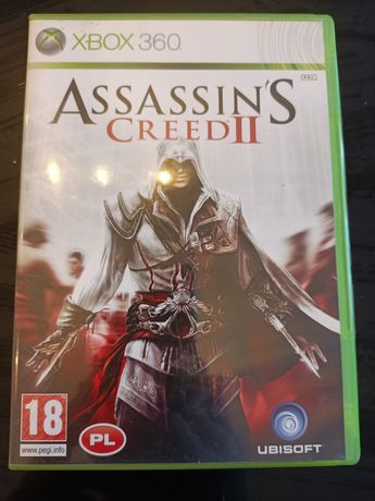 Assassin's Creed 2 PL Xbox 360
