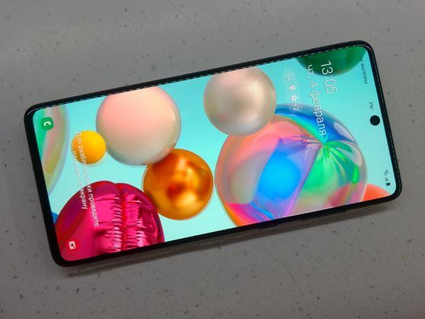 Samsung Galaxy A71 6/128GB Dual SIM Black(SM-A715FZKUSEK)оригинал