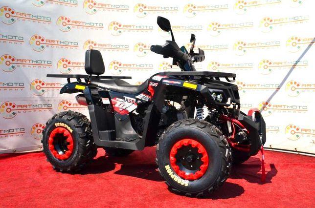 Новый квадроцикл Comman Scorpion 200 cc new