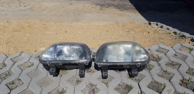 Lampy przod Renault Clio 98r.