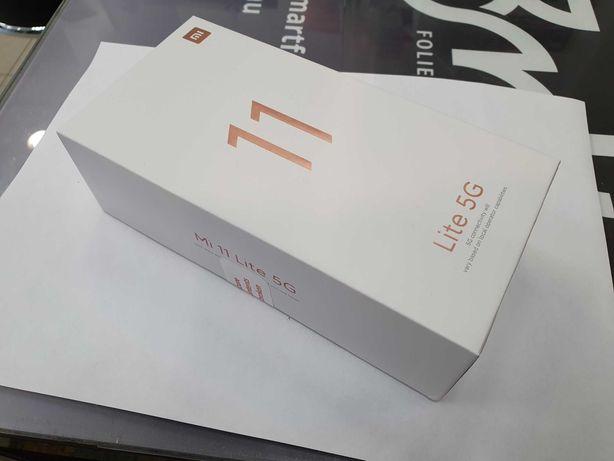 Xiaomi Mi 11 Lite 5G Dual SIM/ Truffle Black/ GW24/ 31.08.21/ SKLEP