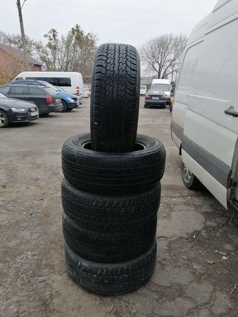 Продам 5 шин R18 285/60 Dunlop