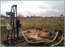 Бурение скважин от 100грн.м. возможно в старых шахтах.