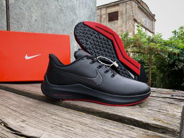 Мужские кожаные кроссовки Nike Zoom Pegasus v6 Turbo(2 цвета) ХИТ 2020