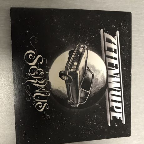 ZNWP Serwu nielegal limitowana edycja cd pierwsze wydanie 2012