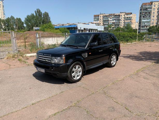 Range Rover Sport 3.6