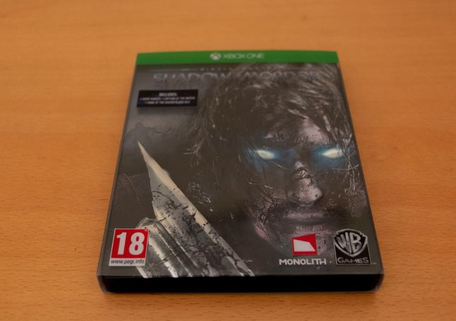 Shadow of Mordor Xbox One Steelbook edition