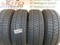 Opony zimowe 4x 215/60r17 96H Pirelli 18r 7mm