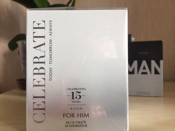 Парфумна вода для чоловіків Celebrate Avon, 75 ml