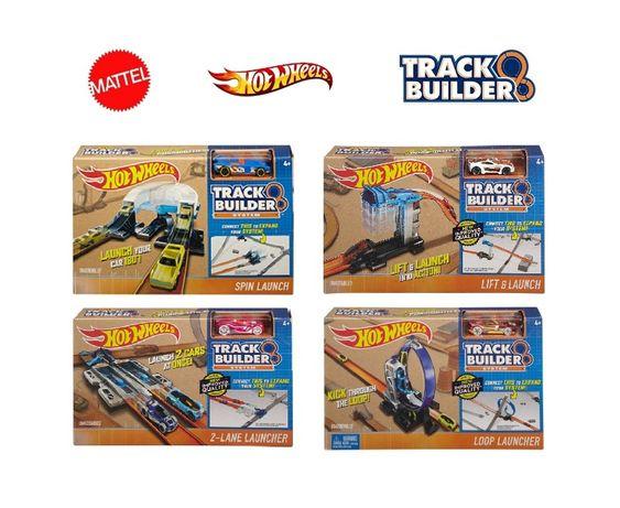 Mattel Hot Wheels® Track Builder DJD66 DJD68 DMH51 Хот Вілс Хот Вилс