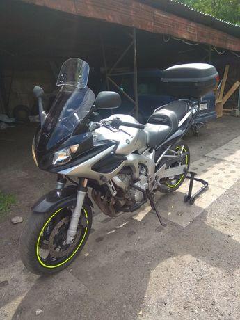 Yamaha fazer fz6 2004r.