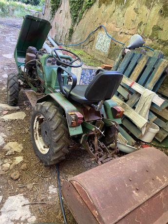 Mini trator agricola