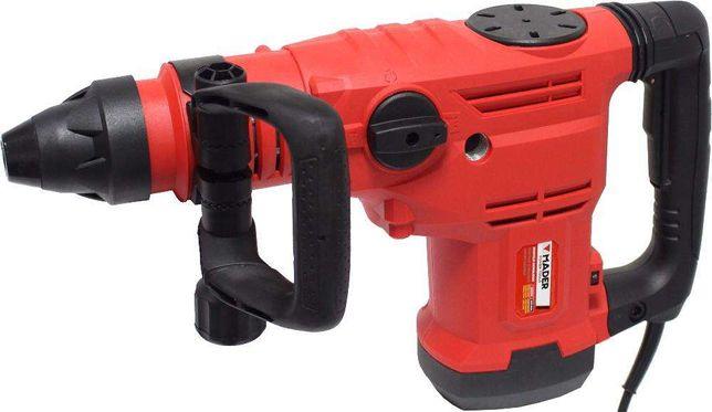 Martelo eléctrico perfurador demolidor SDS-MAX 1600W 25 Joules