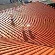 Telhados coberturas impermeabilização