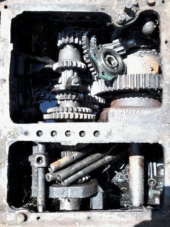 Коробка с редуктором Т-40