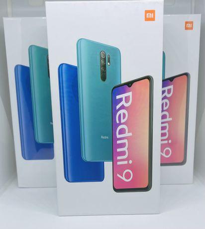 XIAOMI REDMI 9 3GB/32GB szary / Grey nowy, gwarancja, FV 23%!