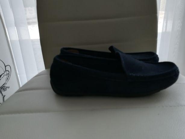 Mokasyny - buty chłopięce