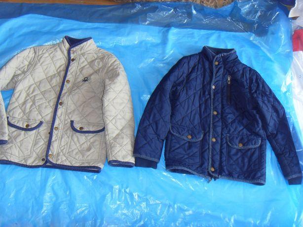 Куртка детская для мальчика,деми United Colors of Benetton.Rebel-130