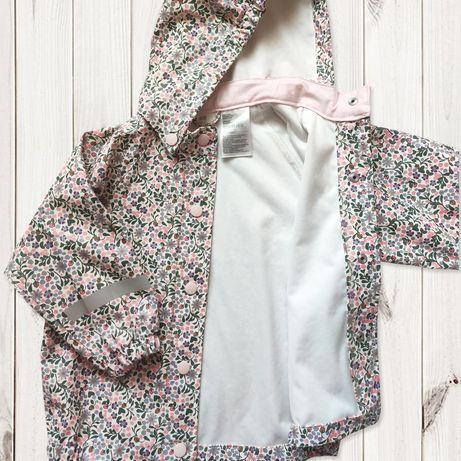 Куртка, ветровка, дождевик H&M 12-18м 86см