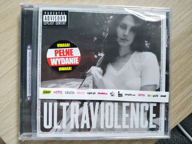 "[Nowa] Płyta CD - Lana Del Rey - ""Ultraviolence"""