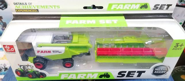 Nowe auto rolnicze