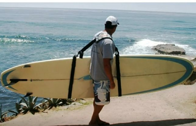 Alça de transporte para pranchas Paddle Caiaque Long Board Windsurf