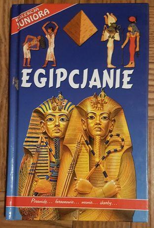 Kolekcja Juniora Egipcjanie