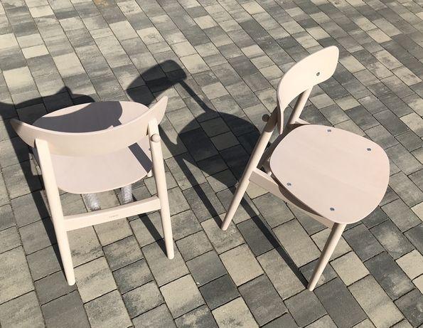 Krzesla nopp - buk - Fameg - nowe